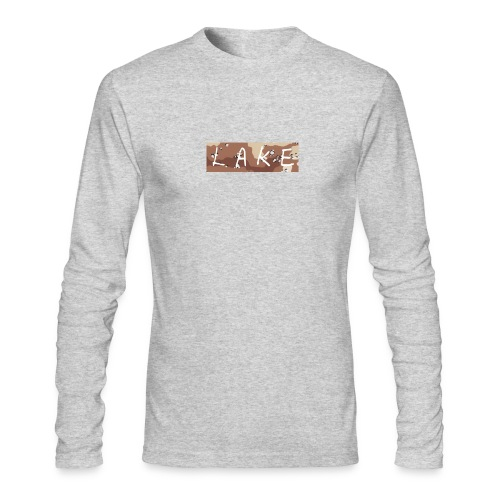LAKE_LOGO2 - Men's Long Sleeve T-Shirt by Next Level