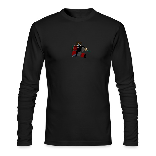 Batpixel Merch - Men's Long Sleeve T-Shirt by Next Level