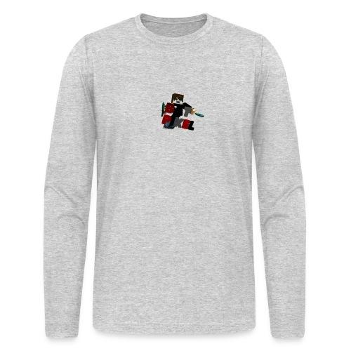 Batpixel Merch - Men's Long Sleeve T-Shirt by Next Level