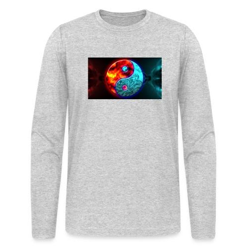 YIN N YANG - Men's Long Sleeve T-Shirt by Next Level