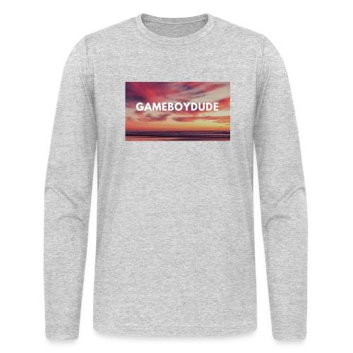 GameBoyDude merch store - Men's Long Sleeve T-Shirt by Next Level