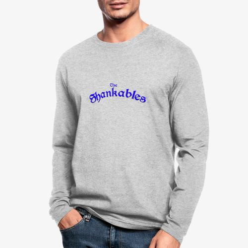 The Shankables Logo - Men's Long Sleeve T-Shirt by Next Level