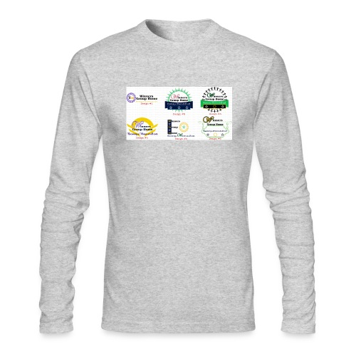 Winners Group Home - Men's Long Sleeve T-Shirt by Next Level