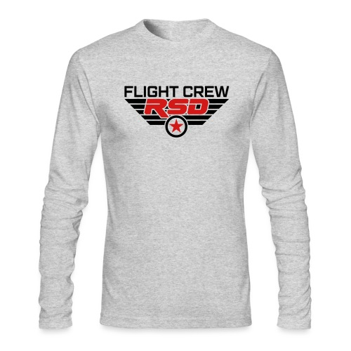 RSD Flight Crew - Men's Long Sleeve T-Shirt by Next Level