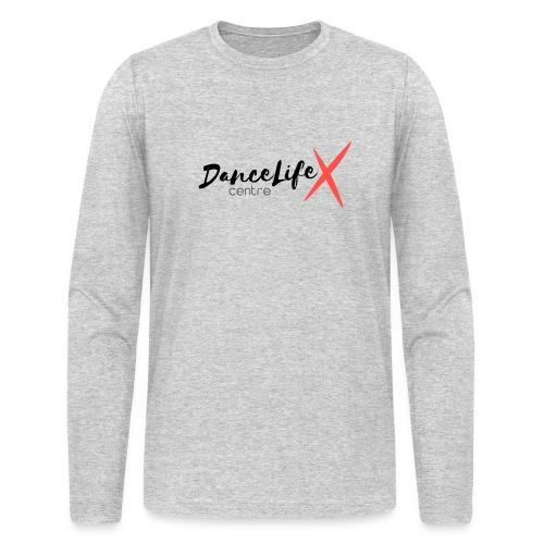 DL-Logo-Master - Men's Long Sleeve T-Shirt by Next Level