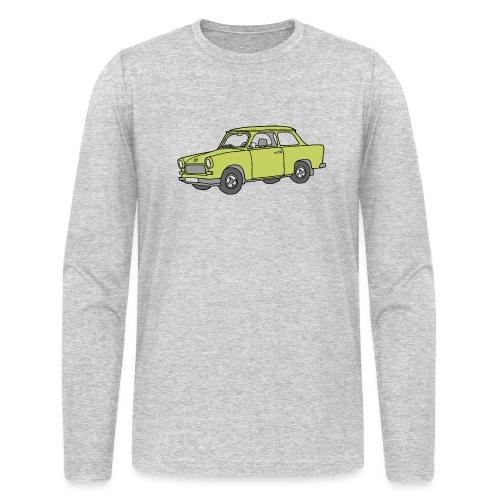 Trabant (baligreen car) - Men's Long Sleeve T-Shirt by Next Level