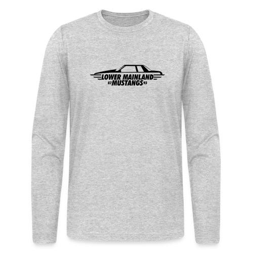 Notch1 - Men's Long Sleeve T-Shirt by Next Level