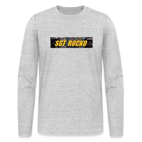 RockoWear Banner - Men's Long Sleeve T-Shirt by Next Level