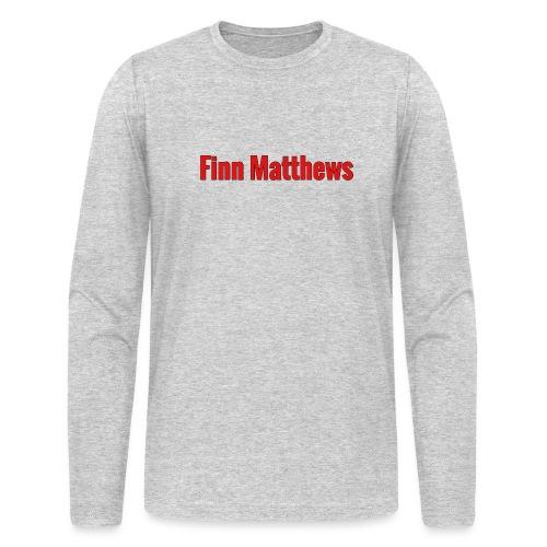 FM Logo - Men's Long Sleeve T-Shirt by Next Level