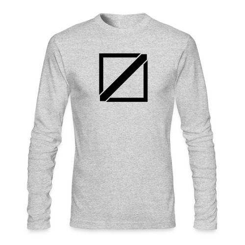 First and Original Design of Divided Clothing - Men's Long Sleeve T-Shirt by Next Level