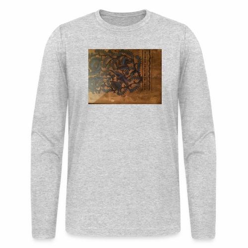 Dilfliremanspiderdoghappynessdogslikeitverymuchtha - Men's Long Sleeve T-Shirt by Next Level
