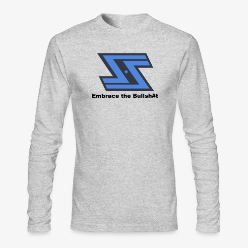 Sir Swag official logo design - Men's Long Sleeve T-Shirt by Next Level