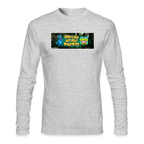 KDMYBANNER1 - Men's Long Sleeve T-Shirt by Next Level