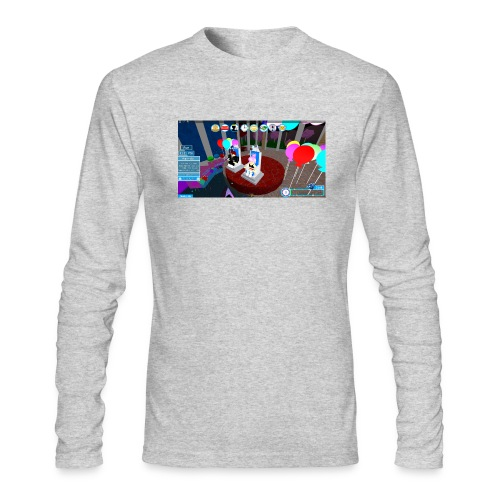 prom queen - Men's Long Sleeve T-Shirt by Next Level