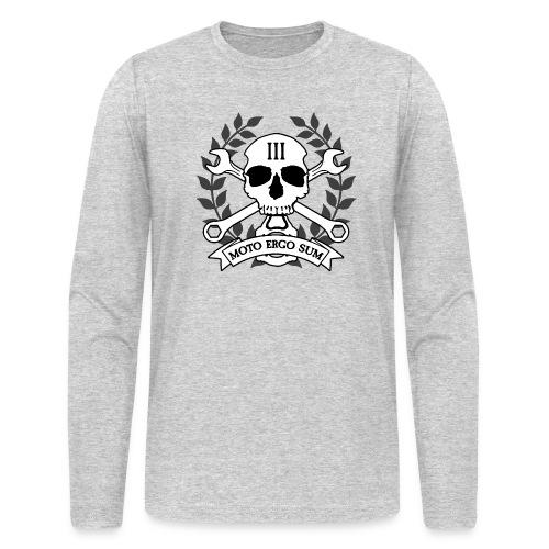 Moto Ergo Sum - Men's Long Sleeve T-Shirt by Next Level