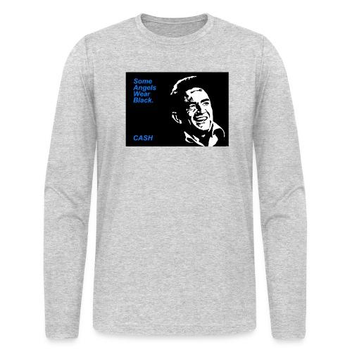 CASH - Men's Long Sleeve T-Shirt by Next Level
