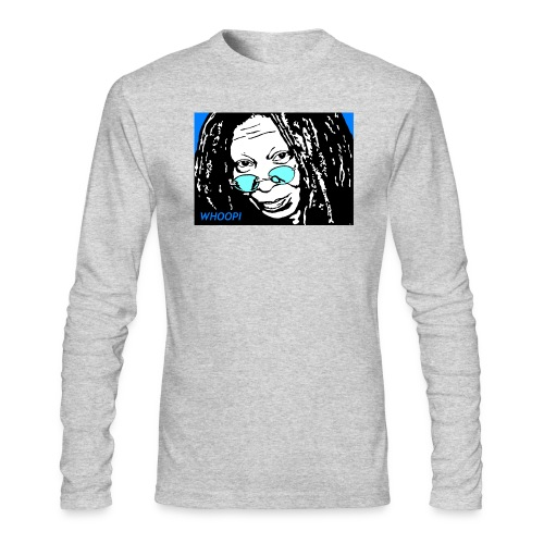 WHOOPI - Men's Long Sleeve T-Shirt by Next Level