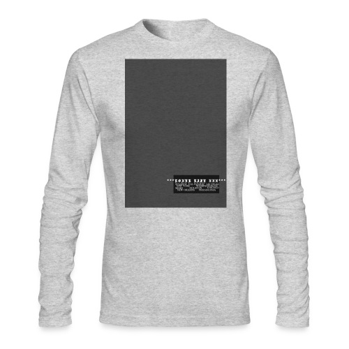 CITIES - Men's Long Sleeve T-Shirt by Next Level