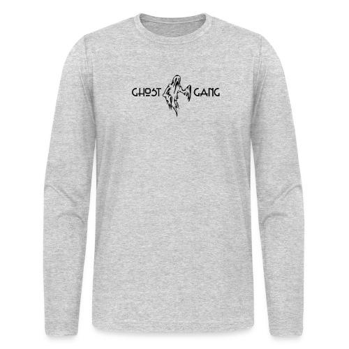 GhostGang Kronic Logo - Men's Long Sleeve T-Shirt by Next Level