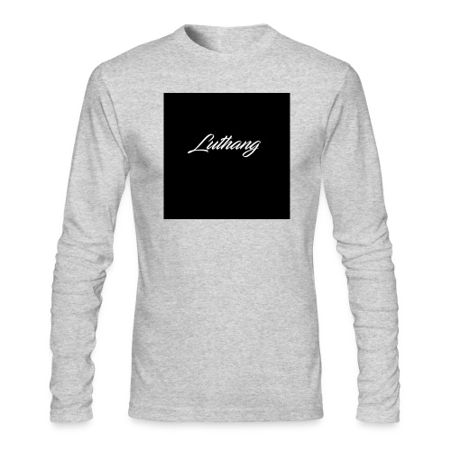 Luthang logo - Men's Long Sleeve T-Shirt by Next Level
