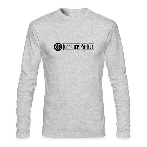 TERRENCE PARKER LOGO - Men's Long Sleeve T-Shirt by Next Level