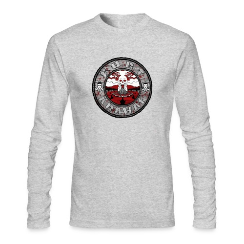 Fort Arawak Podcast Logo - Men's Long Sleeve T-Shirt by Next Level