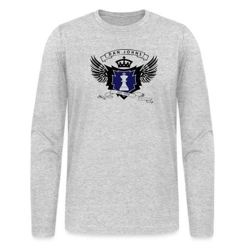 danjohnsawlogo - Men's Long Sleeve T-Shirt by Next Level