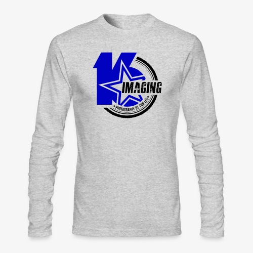 16IMAGING Badge Color - Men's Long Sleeve T-Shirt by Next Level
