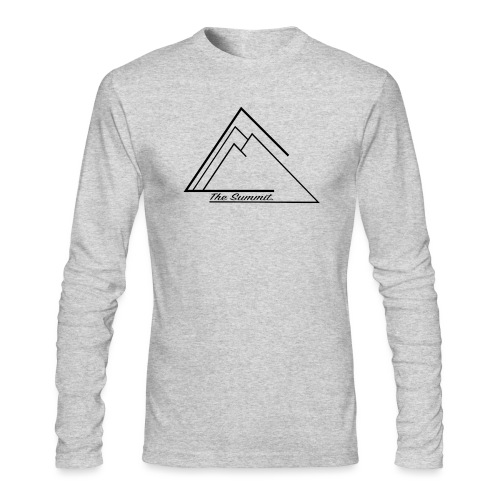 The Summit Phone case - Men's Long Sleeve T-Shirt by Next Level