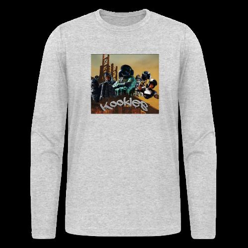cuckmcgee - Men's Long Sleeve T-Shirt by Next Level