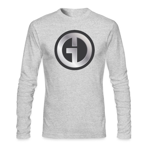 Gristwood Design Logo (No Text) For Dark Fabric - Men's Long Sleeve T-Shirt by Next Level