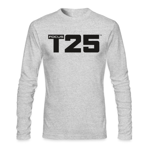 t25 png - Men's Long Sleeve T-Shirt by Next Level