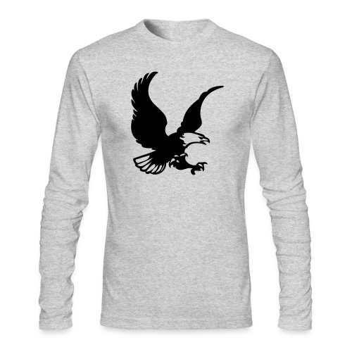 eagles - Men's Long Sleeve T-Shirt by Next Level