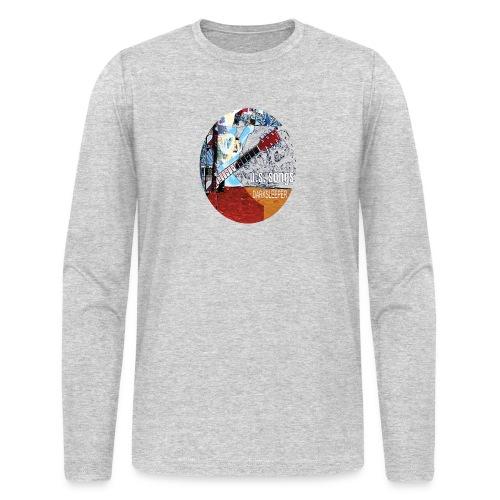US circle 2 - Men's Long Sleeve T-Shirt by Next Level