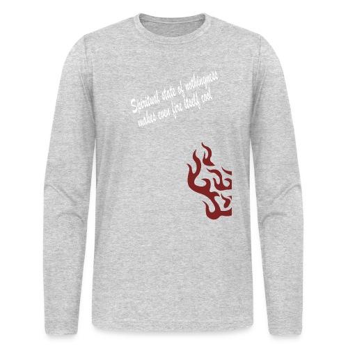 accelfire - Men's Long Sleeve T-Shirt by Next Level