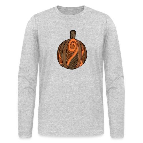 Art Pumpkin - Men's Long Sleeve T-Shirt by Next Level