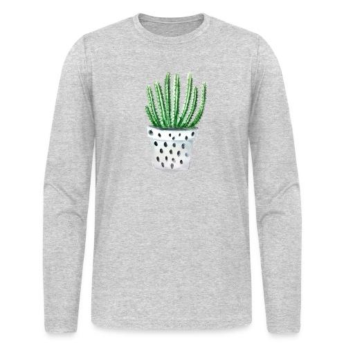 Cactus - Men's Long Sleeve T-Shirt by Next Level