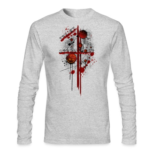 freaky streetw(e)ar - Men's Long Sleeve T-Shirt by Next Level