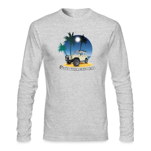 G'day Adventure Tours - Men's Long Sleeve T-Shirt by Next Level