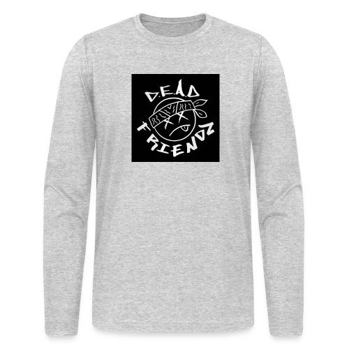 D.E.A.D FRIENDZ Records - Men's Long Sleeve T-Shirt by Next Level