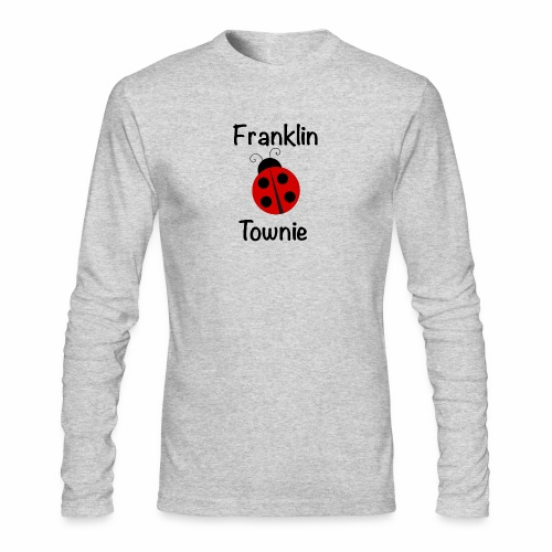 Franklin Townie Ladybug - Men's Long Sleeve T-Shirt by Next Level