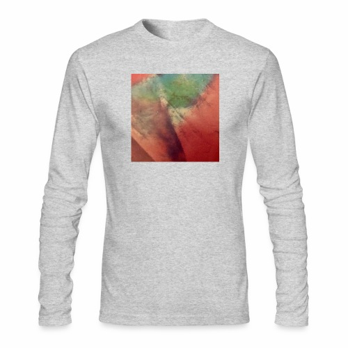 Abstraction - Men's Long Sleeve T-Shirt by Next Level