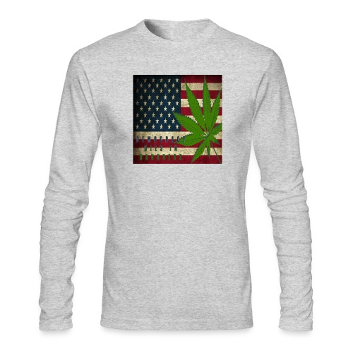 Political humor - Men's Long Sleeve T-Shirt by Next Level
