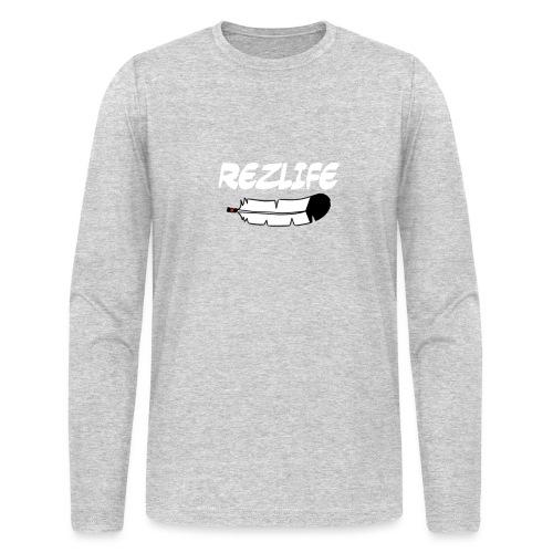 Rez Life - Men's Long Sleeve T-Shirt by Next Level