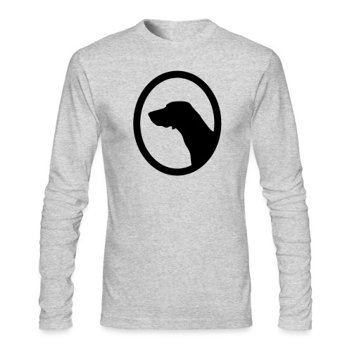 German Shorthaired Pointer - Men's Long Sleeve T-Shirt by Next Level