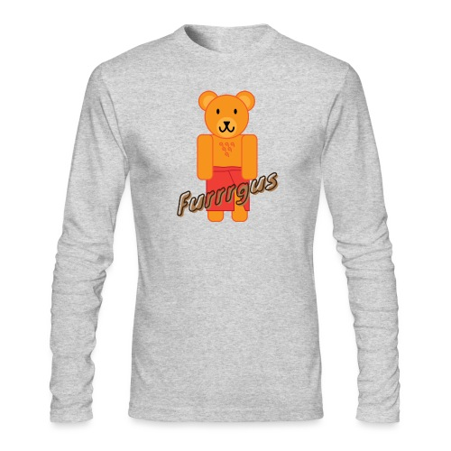 Presidential Suite Furrrgus - Men's Long Sleeve T-Shirt by Next Level