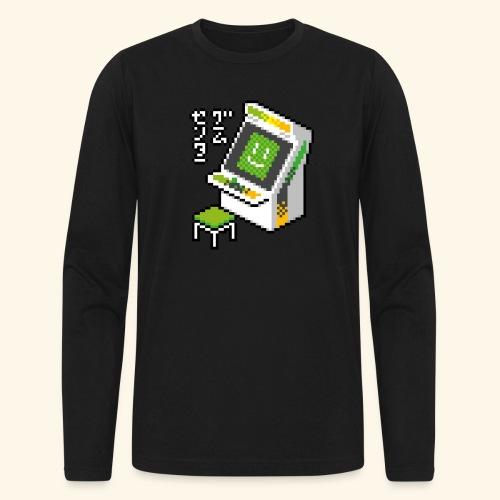 Pixelcandy_AW - Men's Long Sleeve T-Shirt by Next Level
