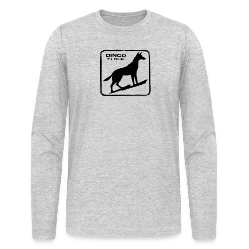 Dingo Flour - Men's Long Sleeve T-Shirt by Next Level