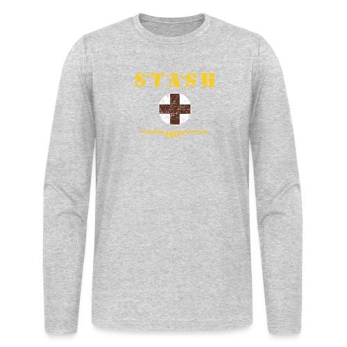 STASH-Final - Men's Long Sleeve T-Shirt by Next Level