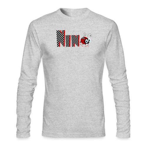 9nd Year Family Ladybug T-Shirts Gifts Daughter - Men's Long Sleeve T-Shirt by Next Level